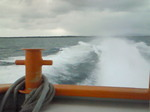 竹富島船から
