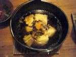 じーまみー豆腐の揚げ出し